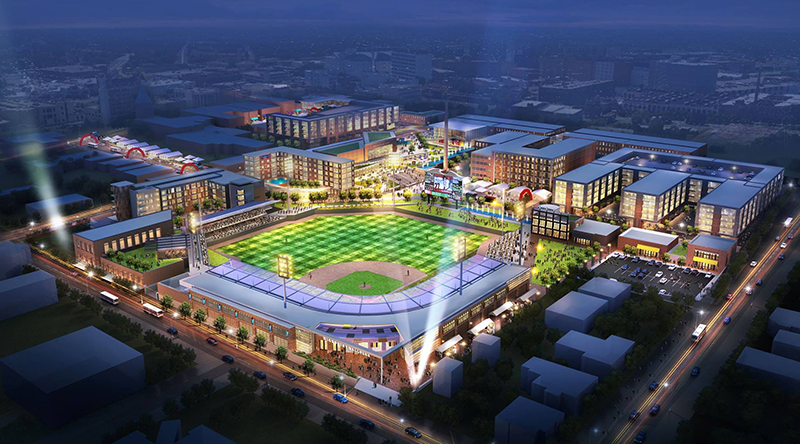 High Point Stadium Leads to Talk of Secession