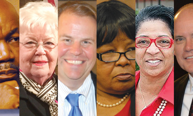Half-Dozen Guilford County Commissioners Say They'll Run For Reelection in 2018